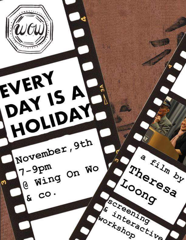 Every Day Is a Holiday screening